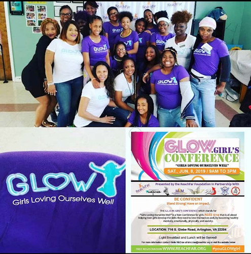 G.L.O.W. Girls Conference