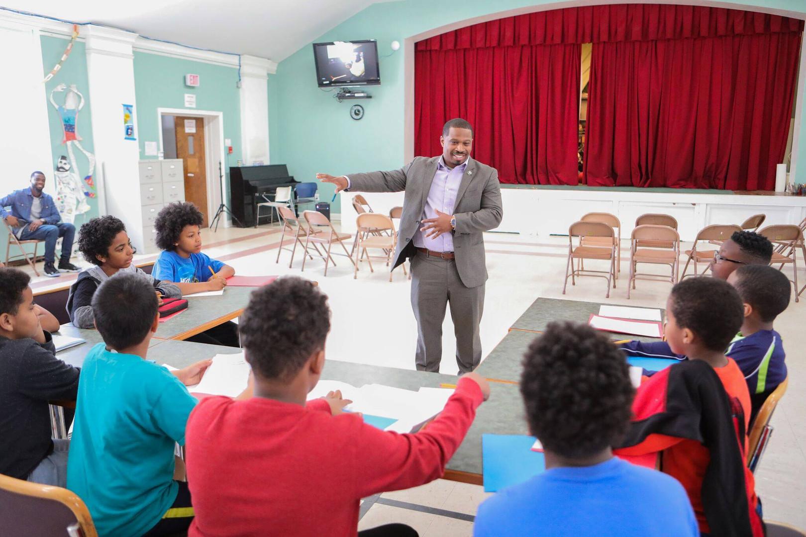 Student Enrichment Workshop (S.E.W)