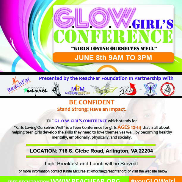 G.L.O.W Girls Conference