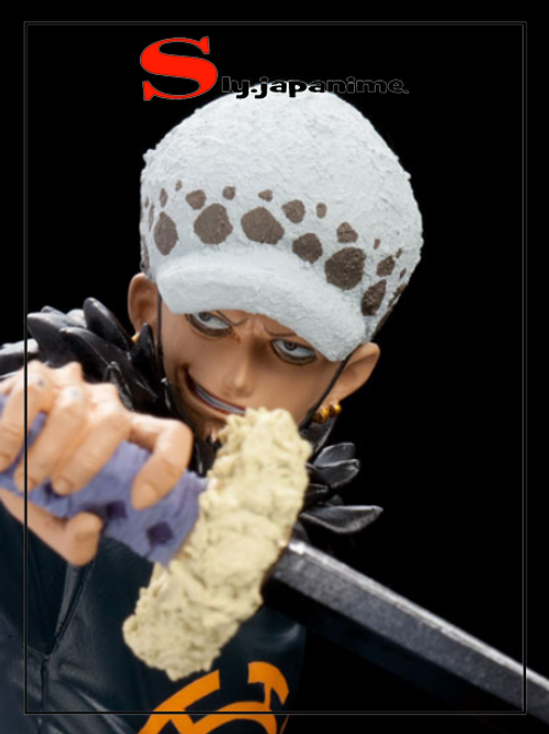 TRAFALGAR LAW - SCultures Big 3 Vol 6