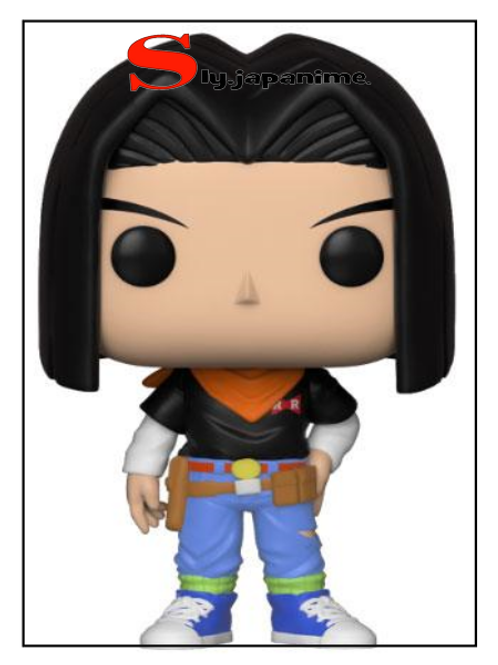 ANDROID 17 - POP
