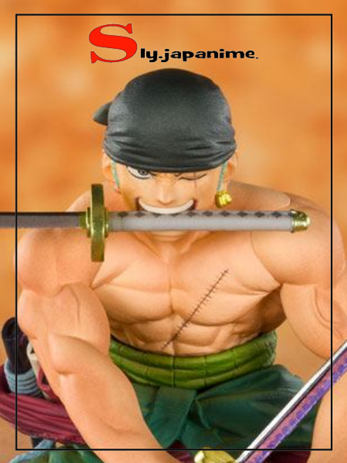 ZORO PIRATE HUNTER - Figuarts Zero
