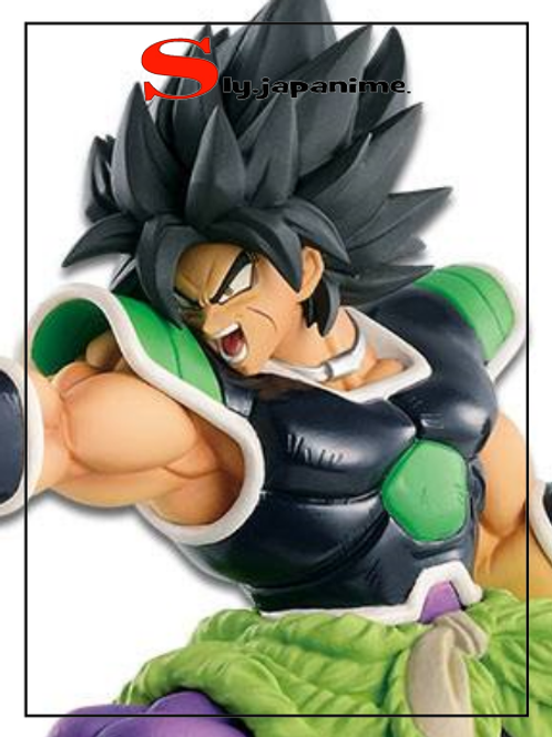 BROLY - THE ULTIMATE SOLDIERS
