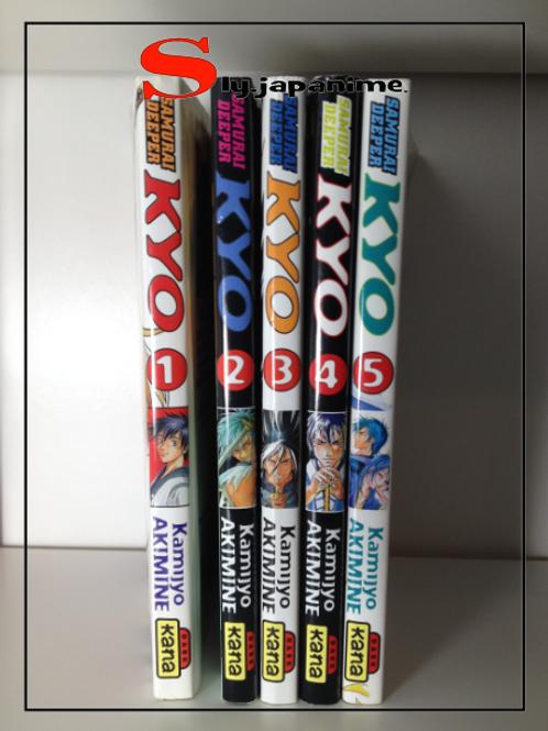 KYO - Volume 1 à 5