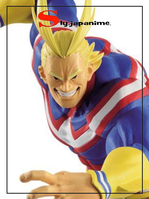 ALL MIGHT - THE AMAZING HEROES