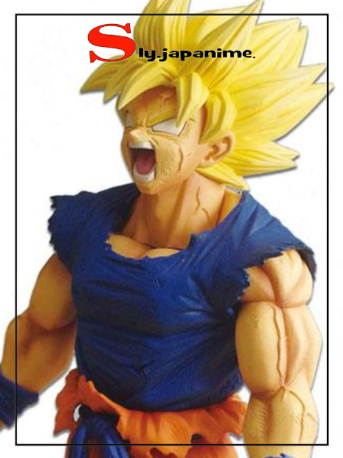 SON GOKU - Super figurine Legend Battle