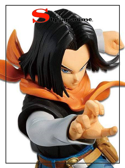 ANDROID 17 - ANDROID LEGEND