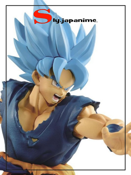 SON GOKU SSJ BLUE - THE ULTIMATE SOLDIERS