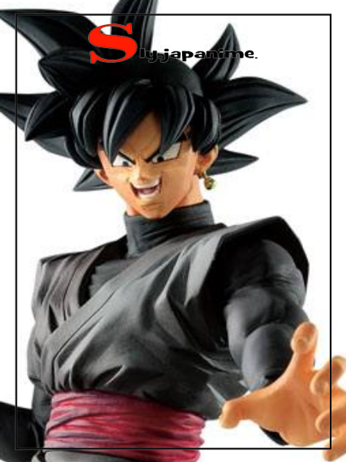 BLACK GOKU - COLLAB
