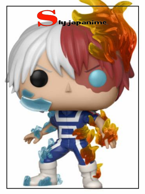 SHOTO TODOROKI - POP