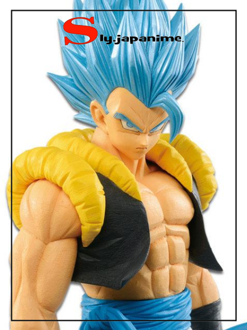 GOGETA SSJ BLUE - Resolution Of Soldiers GRANDISTA