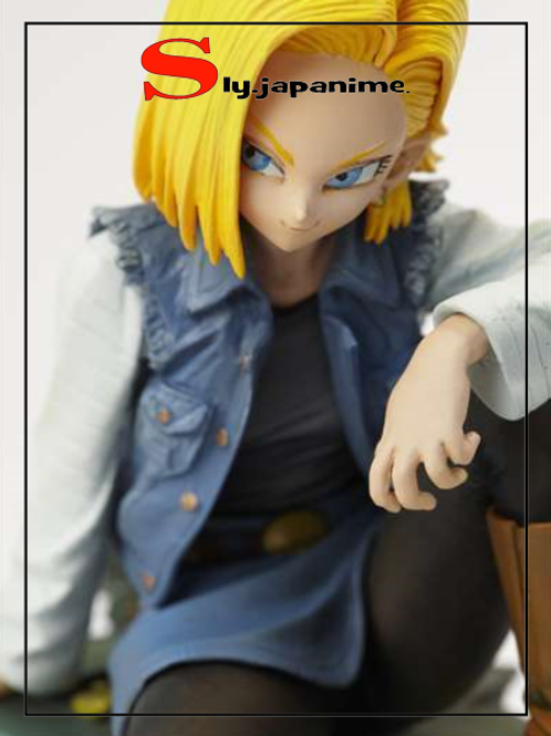 ANDROID 18 (C-18) - SCultures