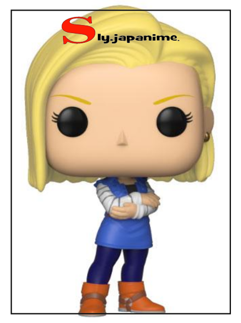 ANDROID 18 - POP