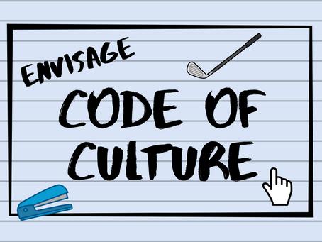 Envisage Code of Culture