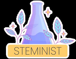 STEMinist Erlenmeyer Flask