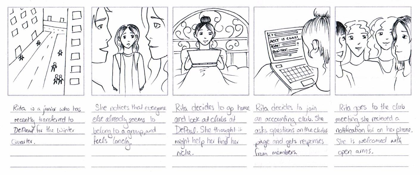 Storyboard: Rita