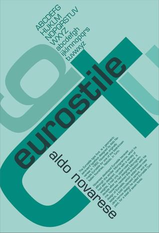Eurostile Font Poster