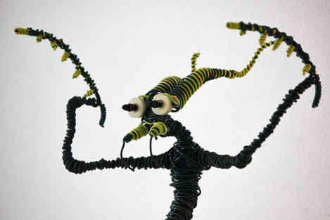 Centaurus mantis: portrait