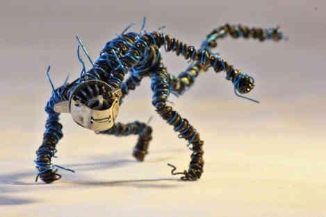 Hunt Blues: créature fantasy récup