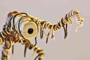 Dessicate: créature momifiée en recyclage