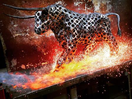 Artistes récup'art et oeuvres issues du recyclage