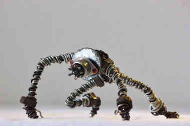 Goblin: créature rampante en récup