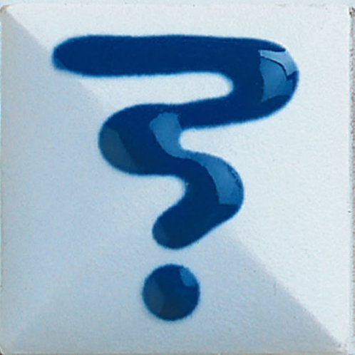 """""""Bumpy"""" Glaze - Blue 0.25 oz"""