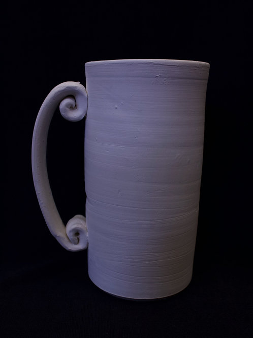 Hand Thrown Beer Mug