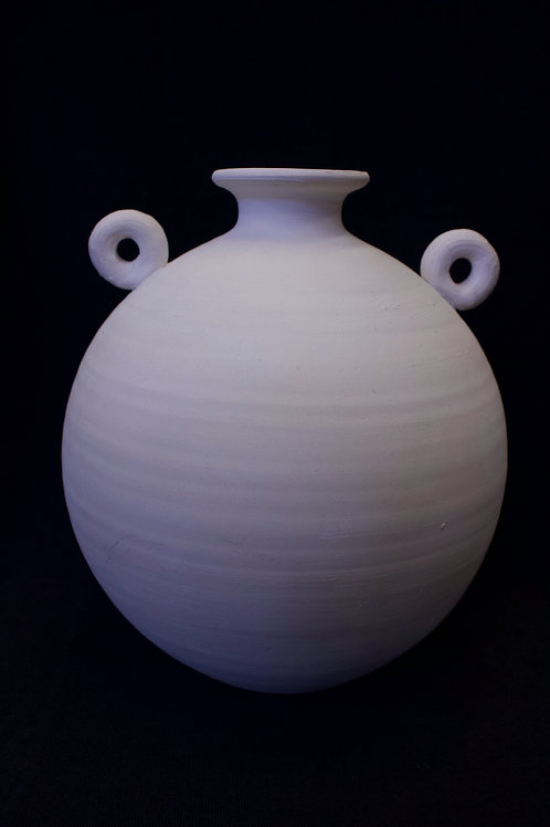 Hand-Thrown Sphere Vase #1
