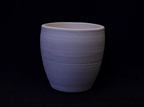 Hand-Thrown Sake Cup
