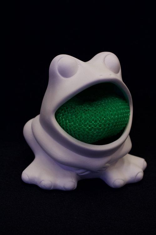 """Frog """"Scrubber"""" Holder"""