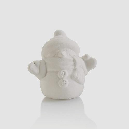 Snowman Tiny Topper