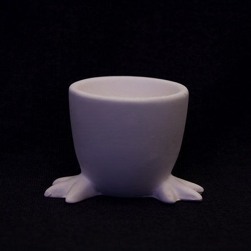 "Egg Cup ""Footed"""