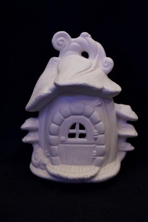 """Mini """"Mushroom"""" Fairy House"""