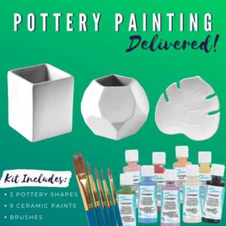 Plants Kit (ceramic finish)