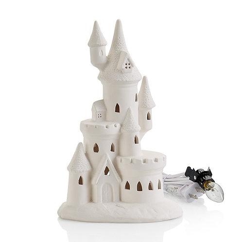 Fairy Light Up Castle