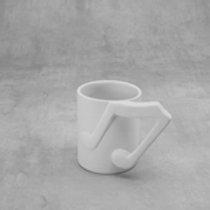 Music Note Mug 10oz