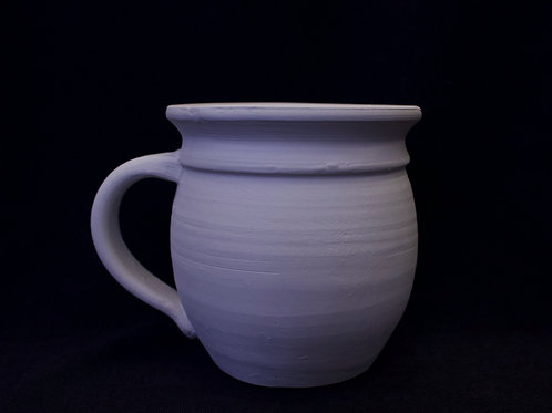 Hand-Thrown Large Mug