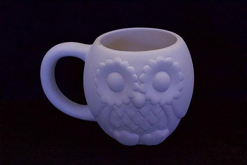 Eleanor Owl Mug