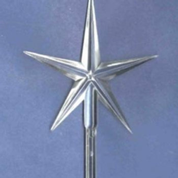 Medium Star (Clear)