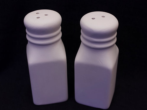 "Salt & Pepper ""Retro"" Shakers"