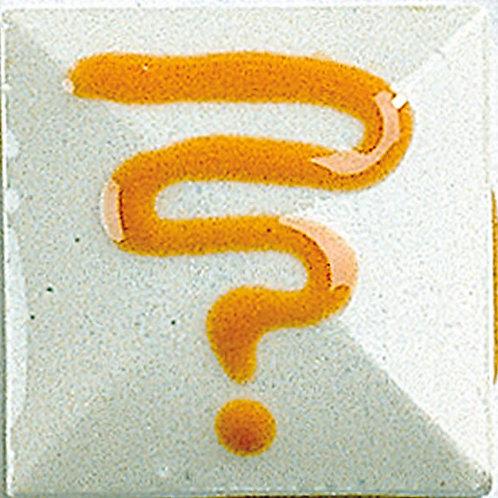 """""""Bumpy"""" Glaze - Orange 0.25 oz"""