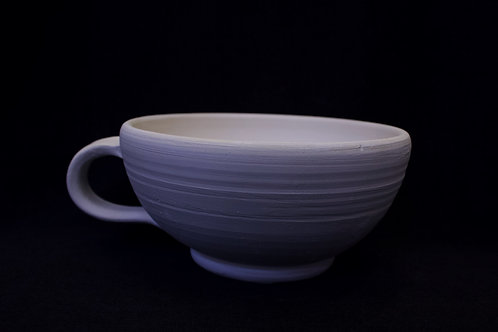 Hand-Thrown Soup Mug