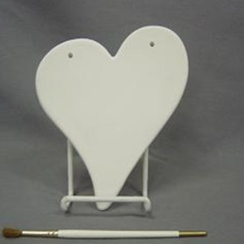 Heart Plaque