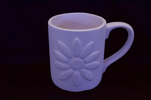 10 Petal Flower Mug