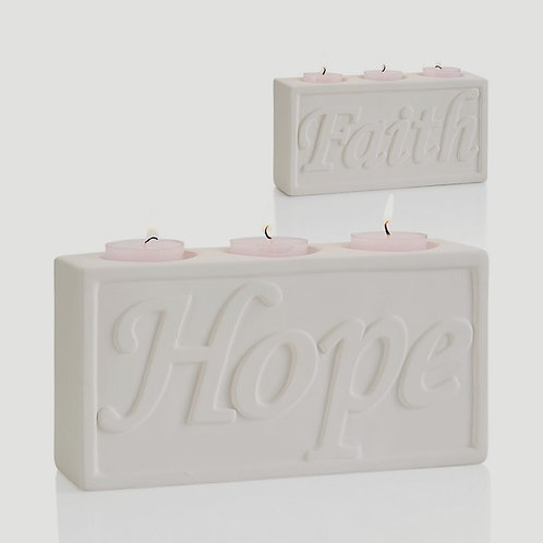 Faith/Hope Votive