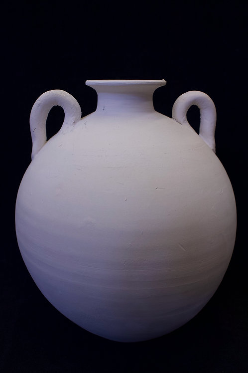 Hand-Thrown Sphere Vase #2