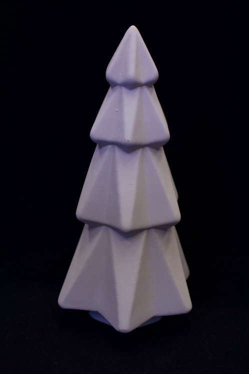 Faceted Tree 7""