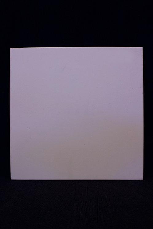"""Tile 8"""" white"""