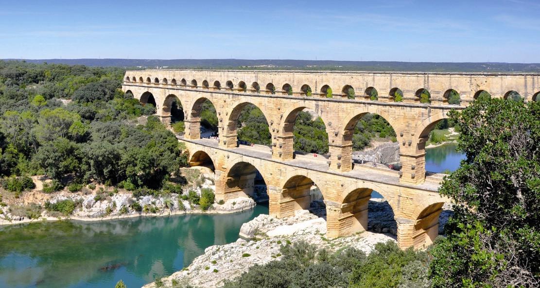 2019 - Les Terrasses du Pont du Gard